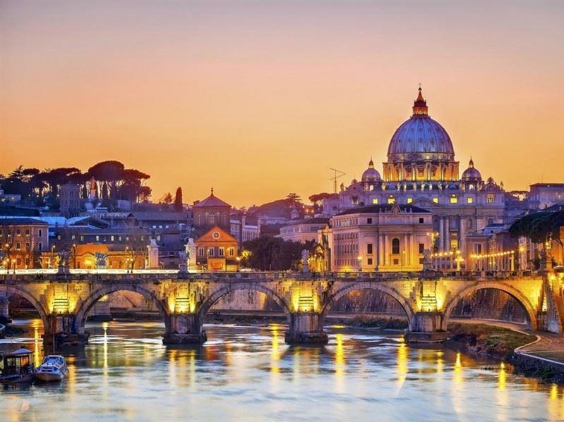 Bir Başka İtalya Turu Türk Hava Yolları ile (Venedik Gidiş/Bari Dönüş) 2019