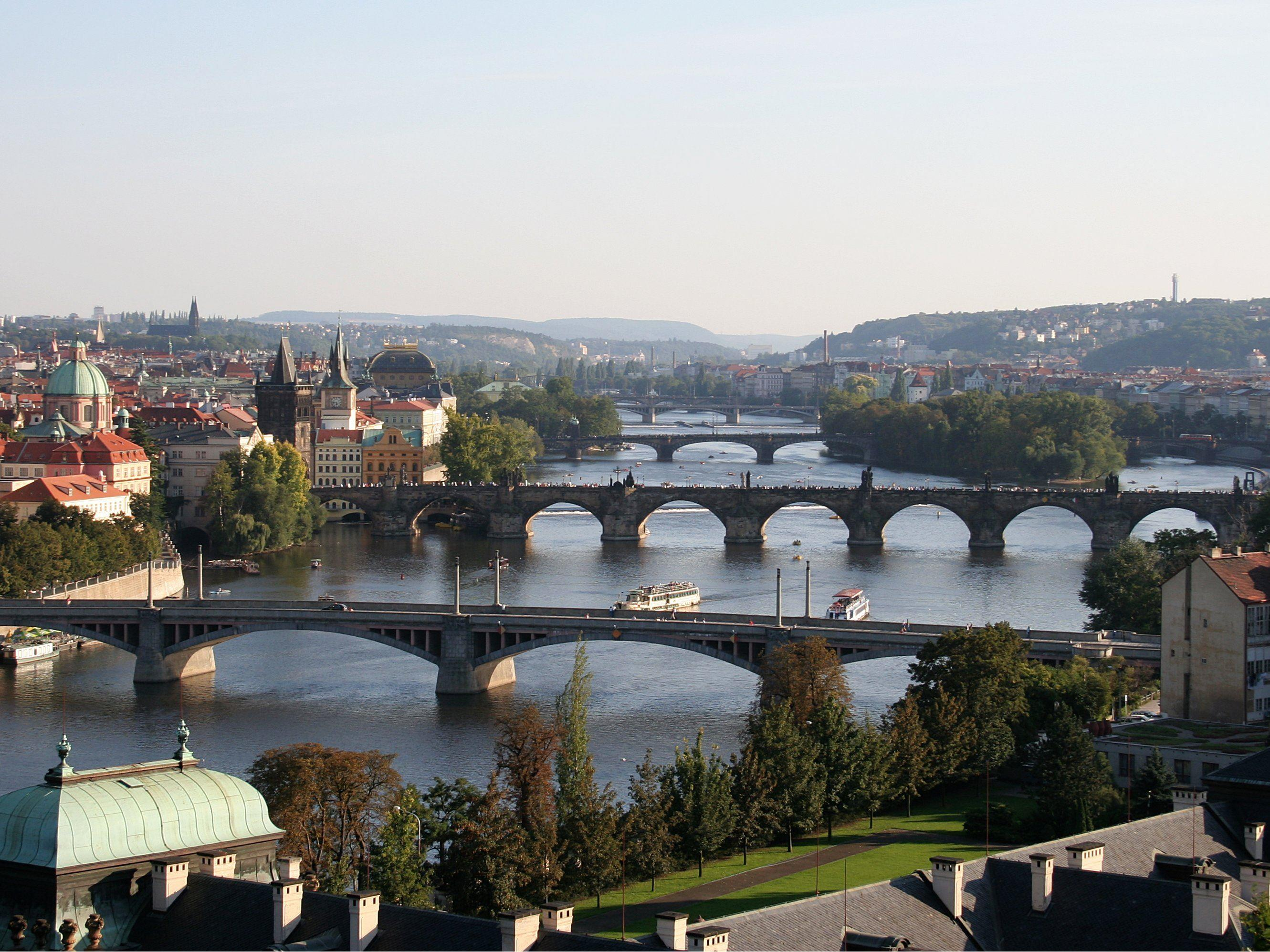 Gaziantep'ten Hareketli Prag Turu Pegasus Havayolları İle