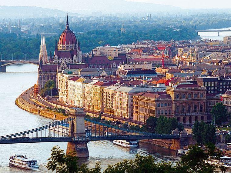 Konya Hareketli Budapeşte Turu Pegasus Hava yolları İle (Her Perşembe Hareket)