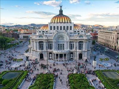 Meksika Turu Air France Havayolları İle 23 Kasım 2019 Hareket