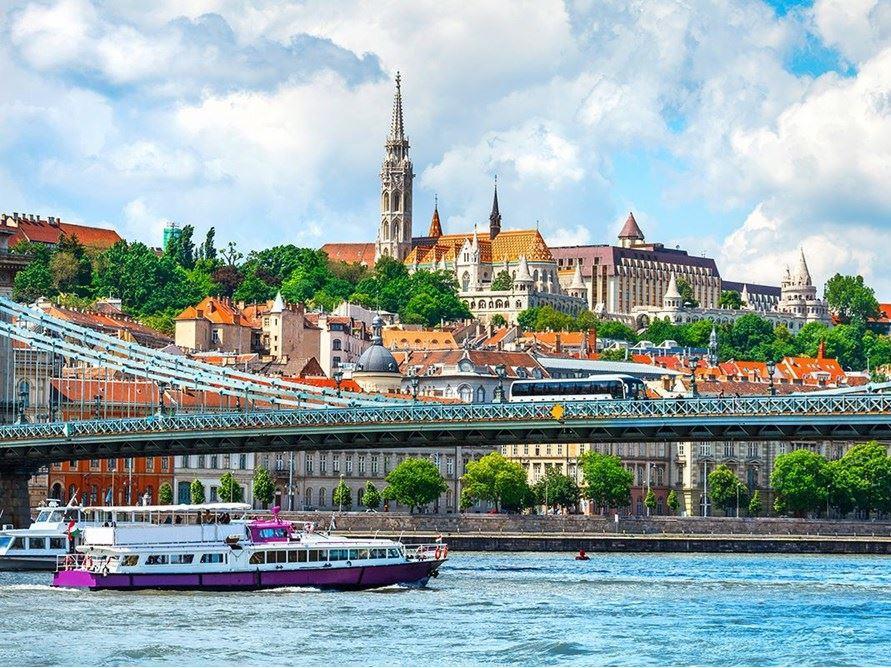 Otobüslü Büyük Orta Avrupa Turu TÜM ŞEHİR TURLARI DAHİL FARKI İLE!