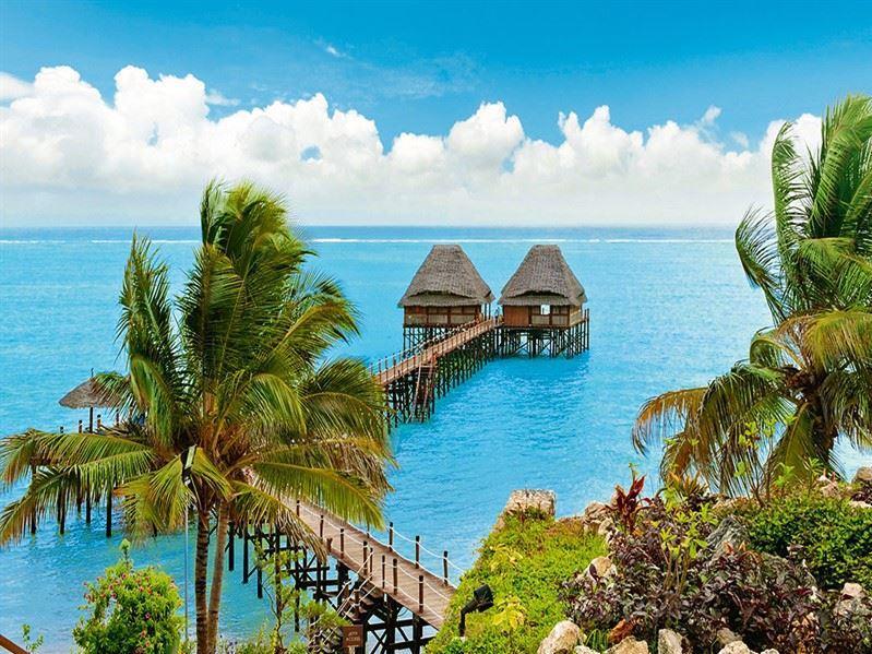 Kenya'da Safari Ve Zanzibar'da Deniz Turu Türk Havayolları İle