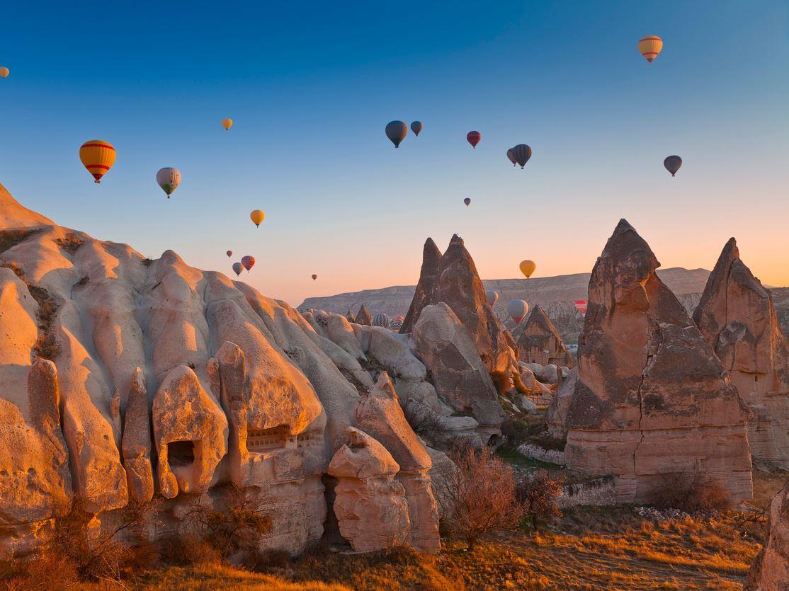 Kurban Bayramı Dönemi Kapadokya Turu