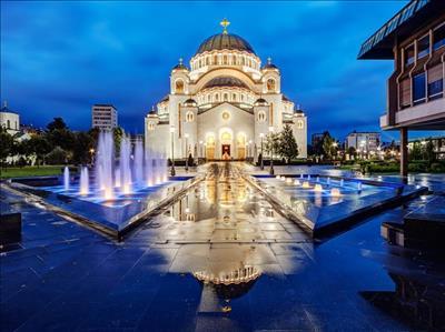 Sömestre Balkan Üçlüsü 4 Günde 3 ÜLKE TURU 22 Ocak/ 8 Nisan/ 18 Kasım 2020 HAREKET