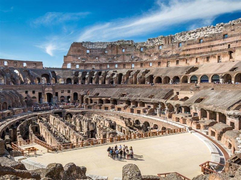 Klasik İtalya Pegasus Havayolları ile (Roma Gidiş-Milano Dönüş)