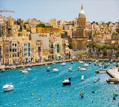 Sicilya Malta Turu Thy ile (Katanya gidiş Malta dönüş)