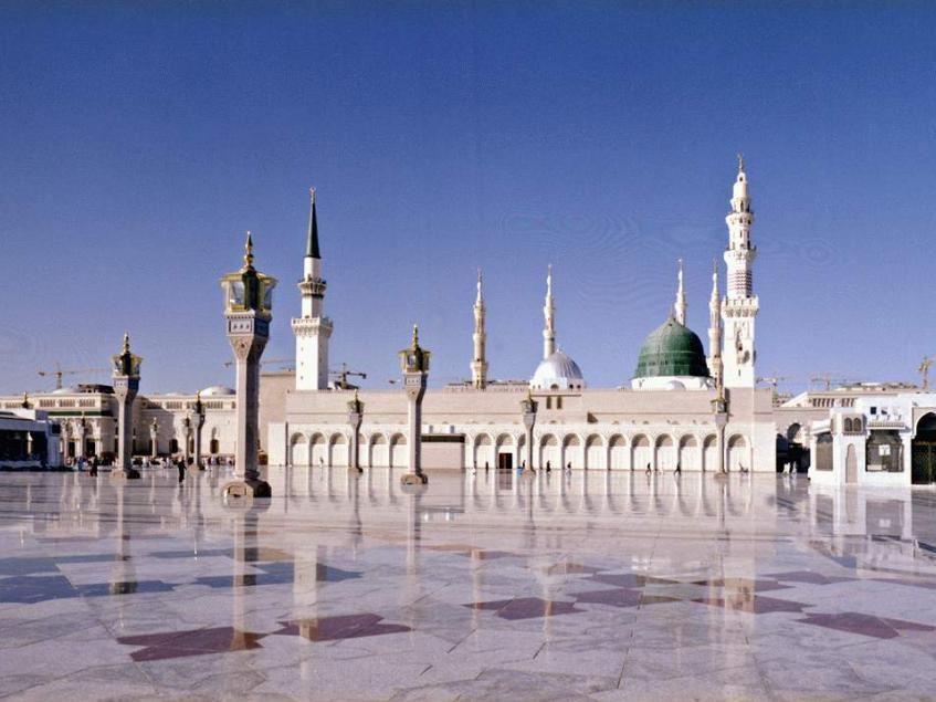 Ramazan Bayramı Dönemi Umre Programı Yürüme Mesafeli Oteller