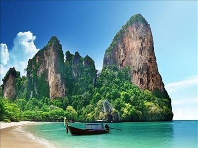 Bangkok-Phuket Turu Emirates Havayolları İle 6 Temmuz 2019 Hareket