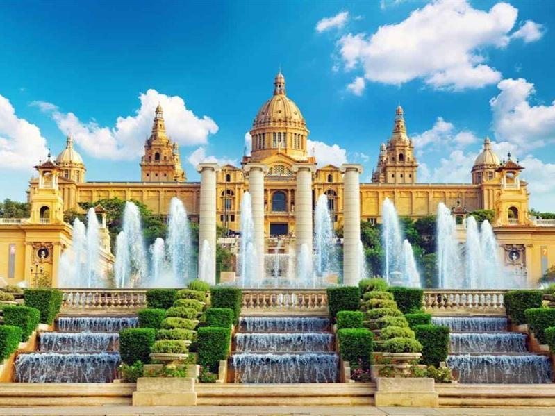 Büyük İspanya (Madrid gidiş – Barselona dönüş)2020