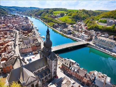 Benelüx-Romantik Almanya-Fransa Turu Pegasus Hava Yolları Tarifeli Seferi İle…