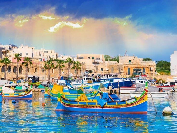 Ramazan Bayramı Malta-Sicilya Turu THY İle 21 Mayıs 2020