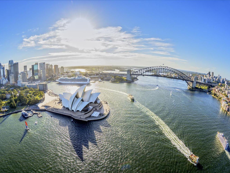 Yılbaşı Dönemi Avustralya Yeni Zelanda Turu Emirates Havayolları İle