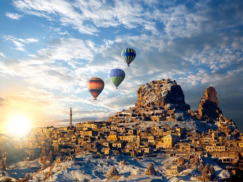 Kurban Bayramı Ankara Çıkışlı Kapadokya Turu 1 Gece Konaklamalı