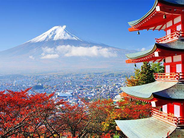 Japonya Kore - Sakura Turu 8 Nisan 2020 Hareket THY İle