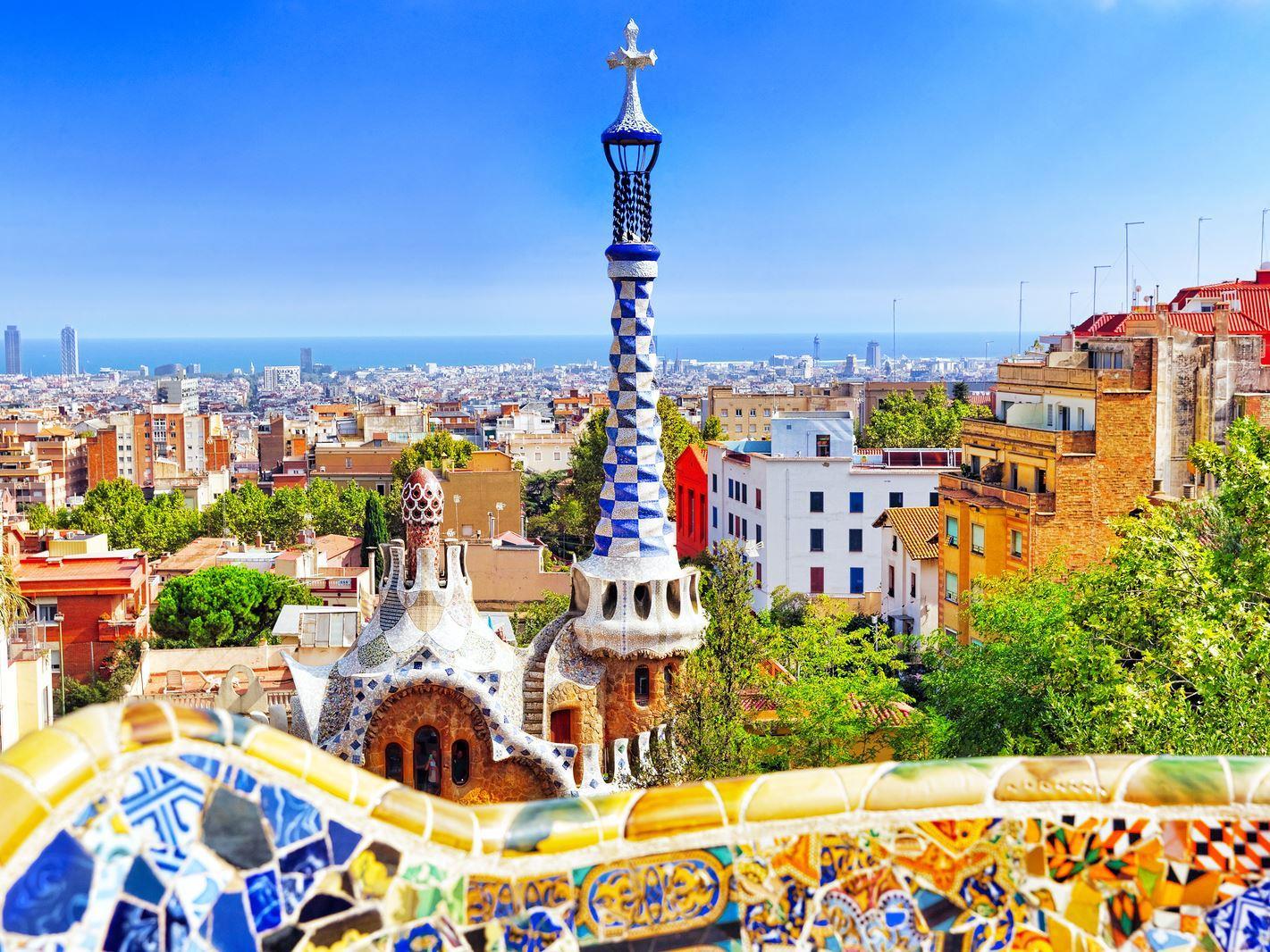 BARCELONA (4) Turu Corendon Hava Yolları Özel Seferi ile (Zaragoza gidiş/dönüş)
