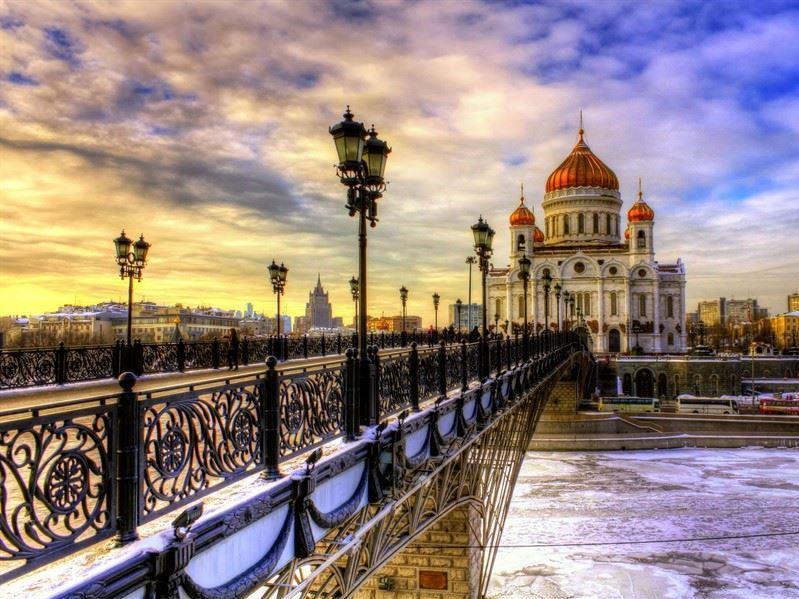 Moskova St.Petersburg Turu Türk Hava Yolları Tarifeli Seferi ile 2019 Ramazan Bayramı Dönemi