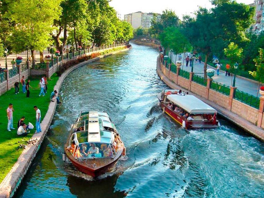 29 Ekim Günübirlik Hızlı Tren İle Eskişehir Turu