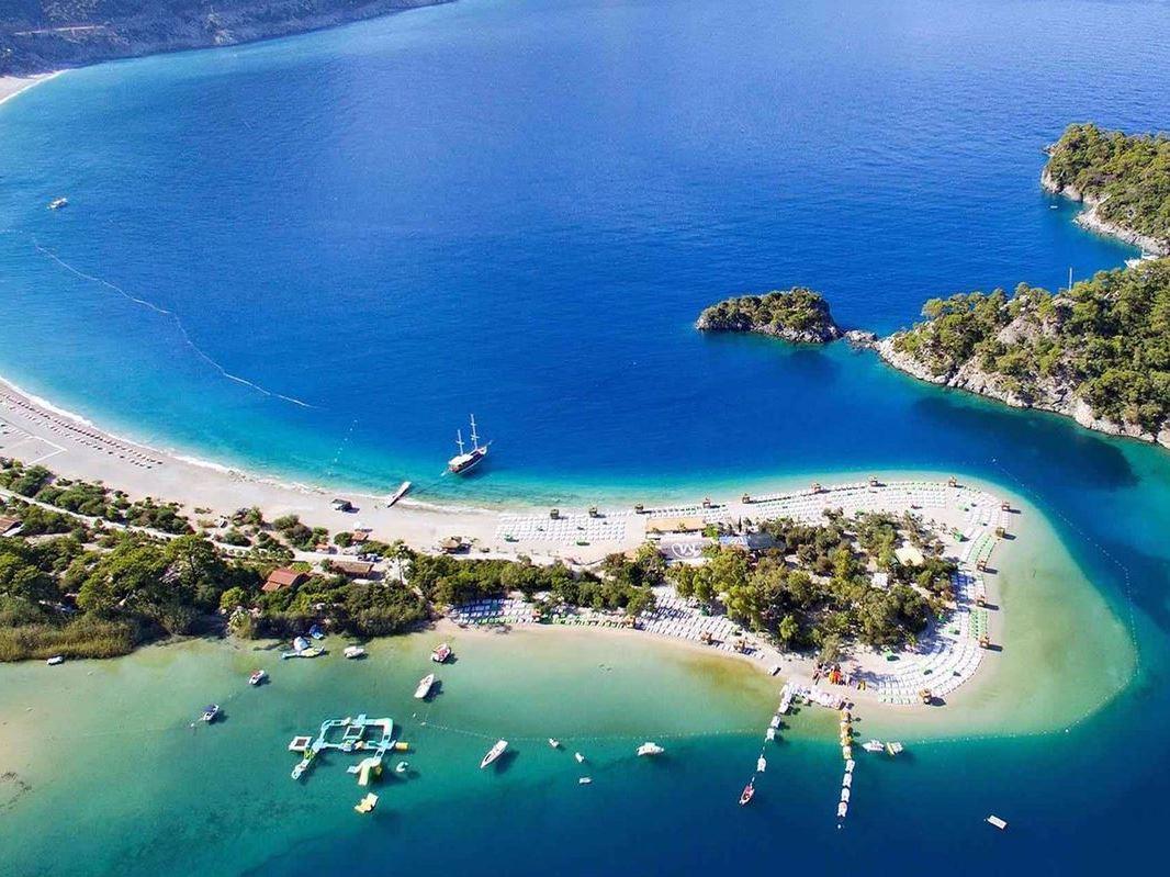 Kurban Bayramı Özel Likya Ölüdeniz Salda Gölü Deniz ve Yüzme Turu