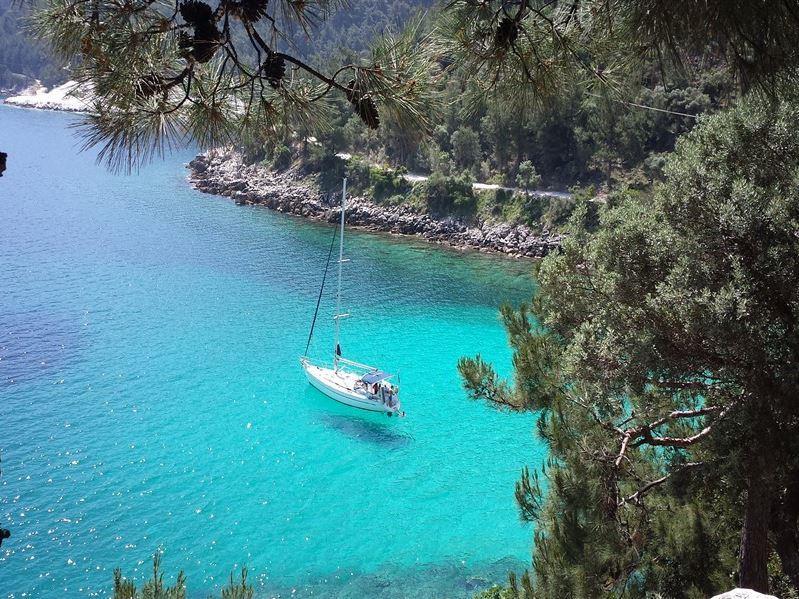 Ege İncisinde Tatil Keyfi! Halkidiki-Selanik-Thassos Turu