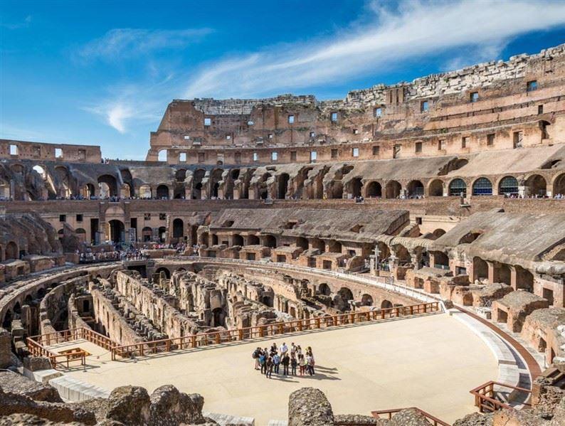 Büyük İtalya Turu THY İle (Napoli gidiş, Milano dönüş) Temmuz - Ekim 2020