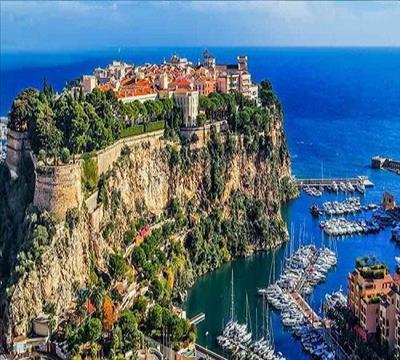 Marsilya- Nice -Milano Turu Pegasus ile (Marsilya Gidiş Bergamo Dönüş)