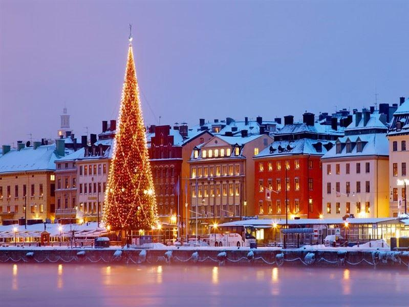 İskandinavya Ve Fiyordlar Turu Pegasus Hava Yolları ile (Stockholm Gidiş - Oslo Dönüş)