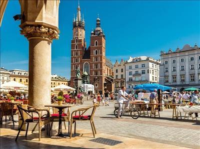 Baltıklar Polonya Turu Türk Hava Yolları (Tallin Gidiş-Krakow Dönüş) 2019 İlkbahar-Yaz Dönemi