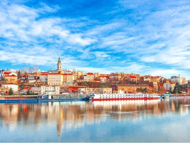 Belgrad Turu Pegasus İle 24 Ekim 2019 Hareket