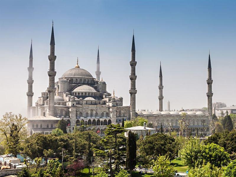 İstanbul Camiler Ve Türbeler Turu
