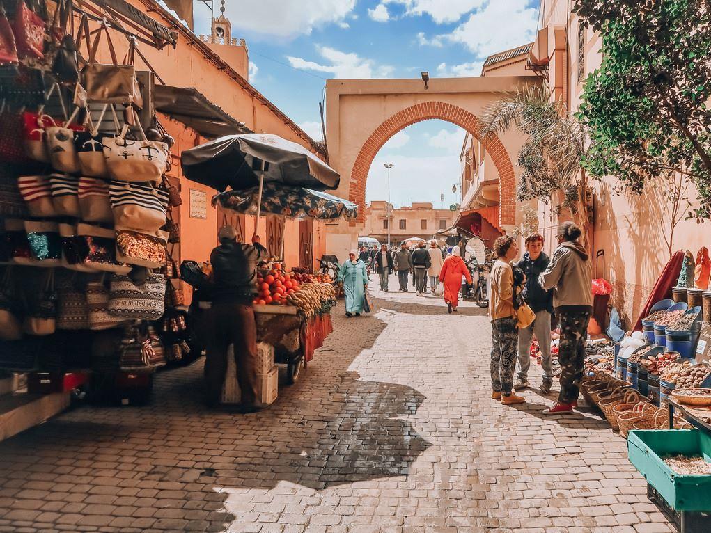 FAS TURU - MASAL KENTİ MARAKEŞ THY İLE (3 GECE 4 GECE)