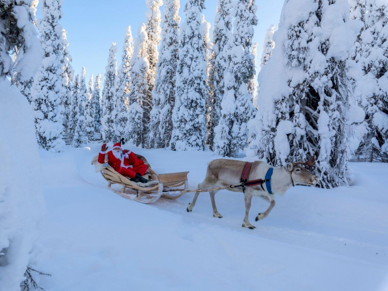 Yılbaşı Dönemi Lapland Turu