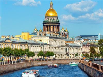 MOSKOVA & ST. PETERSBURG TURU 02,20 Haziran & 22 Ağustos 2020
