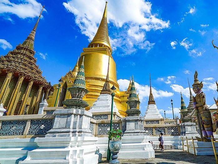 BANGKOK & PATTAYA TURU 02 Şubat 2020 Mahan Havayolları