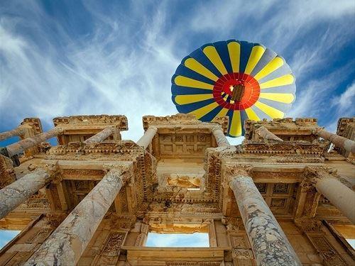 Kapadokya Turu Perşembe Akşamı Hareket 2 gece Otel Konaklamalı