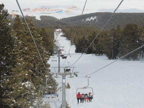 Turistik Doğu Ekspresi İle Sarıkamış Kayak Turu