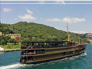 Breakfast on Bosphorus Cruise Tour