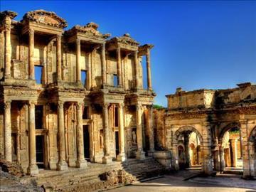 DAILY EPHESUS TOUR FROM KUŞADASI