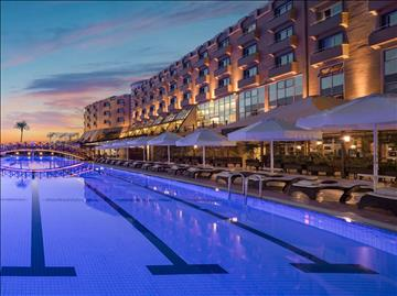 Merit Park Hotel Spa & Casino Kktc
