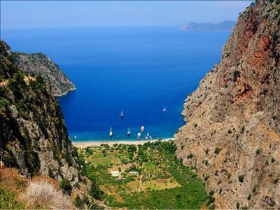 Büyük Likya Fethiye Deniz ve Tekne Turu (5 Gece Otel Konaklamalı)