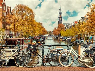 AMSTERDAM   Anadolujet tarifeli Seferi ile 29 Ekim 2021 Hareketli   3 Gece 4 Gün