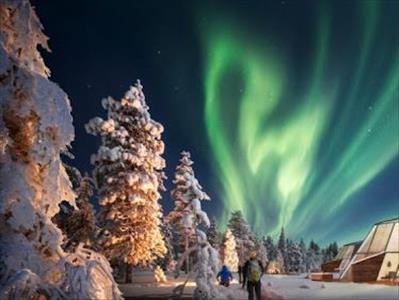 LAPLAND TURU   YILBAŞI DÖNEMİ Sunexpress Hava Yolları Özel Seferi ile  (Rovaniemi gidiş, Rovaniemi dönüş)