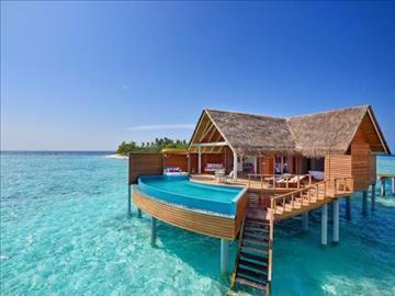 MALDİVLER 3* Ocean Retreat & Spa  Etihad Havayolları Tarifeli Seferleri ile