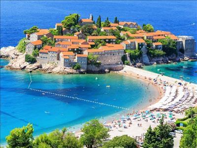 Vizesiz ve Kesin Kalkışlı BUDVA   Air Montenegro ile 3 gece 4 Gün