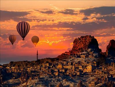 Kapadokya Ihlara Vadisi ve Ürgüp Göreme Turu (2 Gece Otel Konaklamalı)