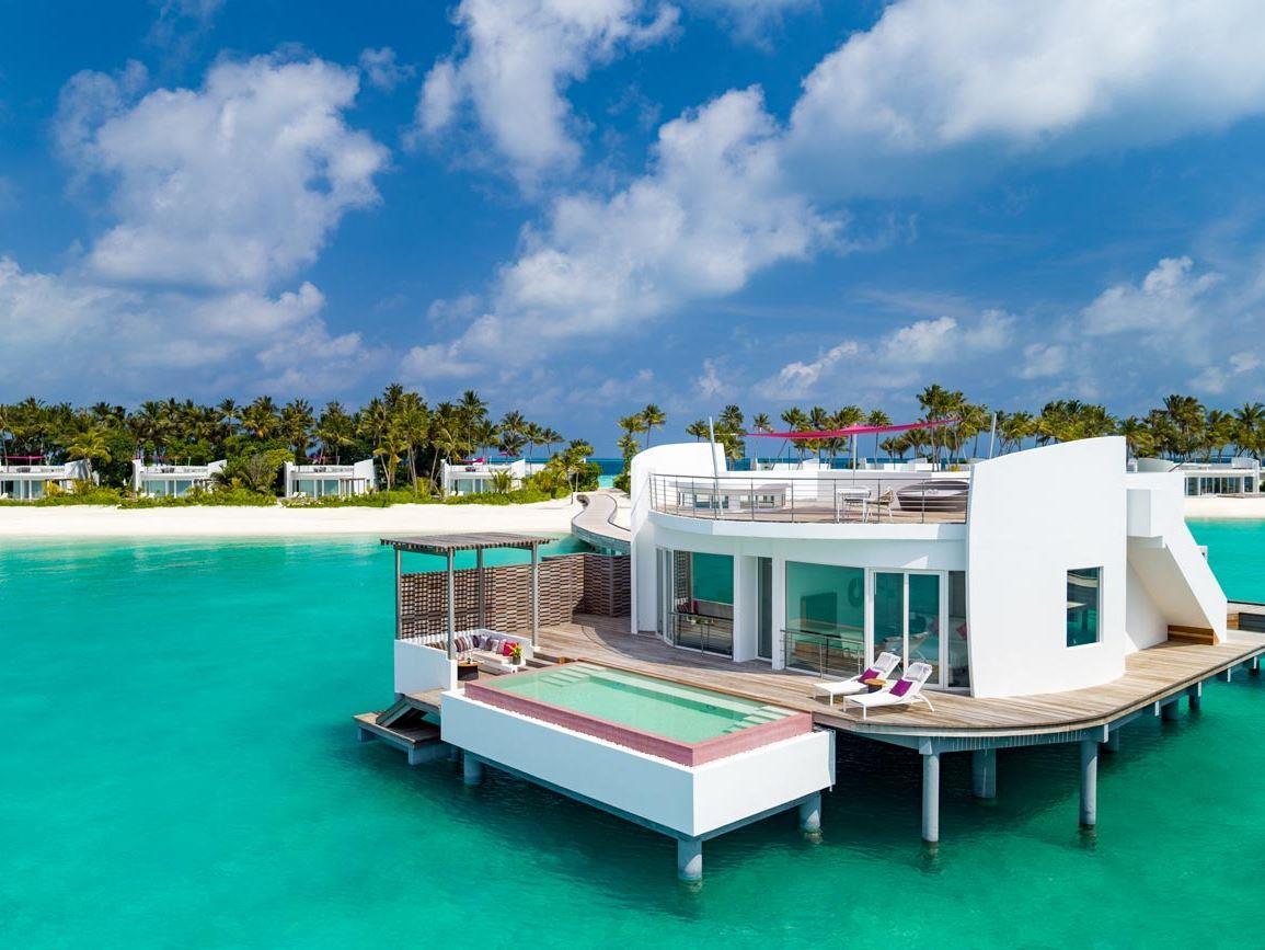 Lux Maldives Resort Promosyon Turlar