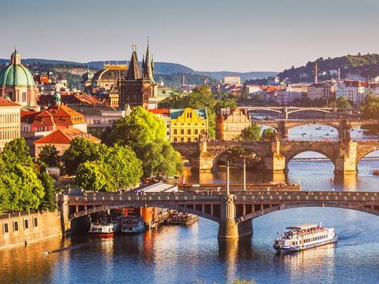 Ramazan Bayramı Budapeşte Viyana Prag Turu