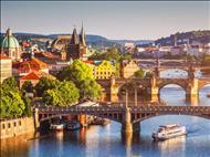 Orta Avrupa Türk Havayolları ( Prag - Viyana- Budapeste ) Kurban Bayramı