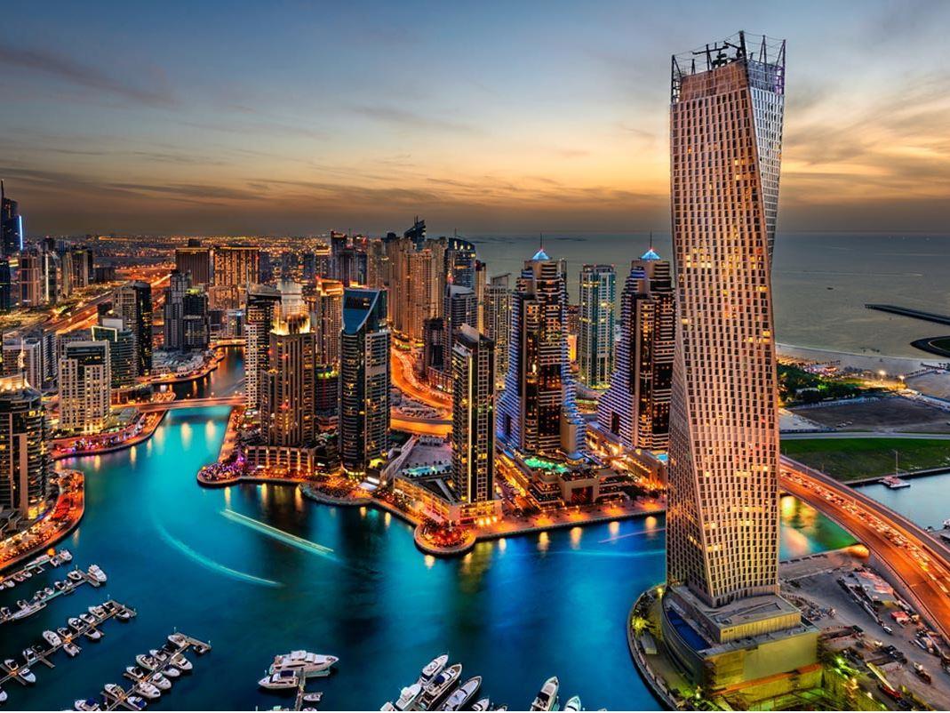 Dubai Turu Air Arabia Havayolları İle 4 Gece