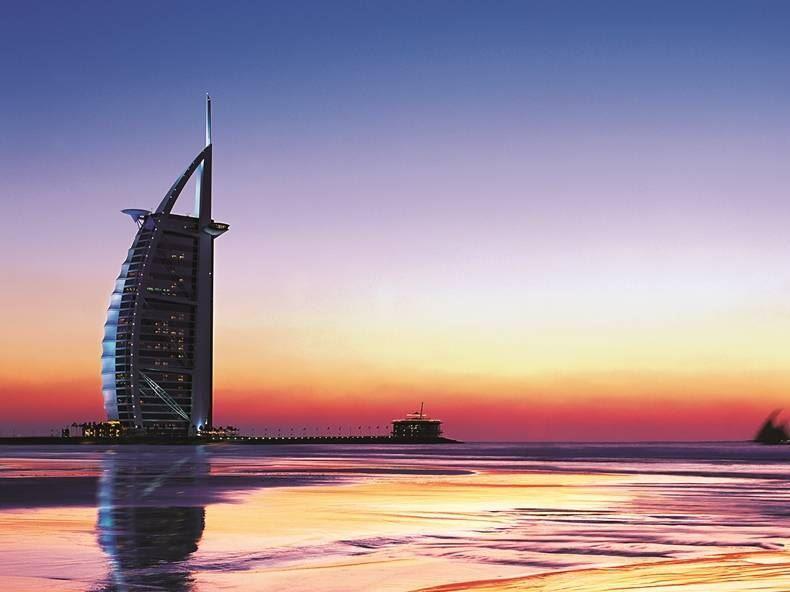 Dubai Turu İlkbahar Donemi 3 Gece
