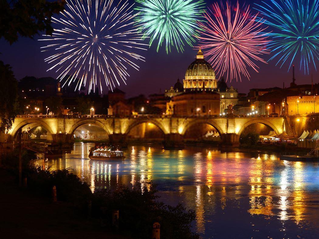 Yılbaşı Büyük İtalya Turu
